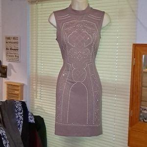 Sparkle mini dress
